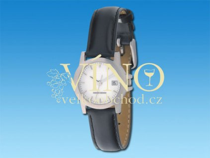 EAMON LADY dámské hodinky, černá