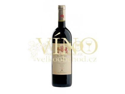 Tenuto di Biserno Il Pino di Biserno Bolgheri IGT italské červené víno z oblasti Toscana