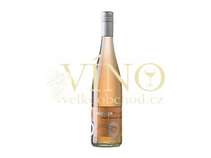 Nové Vinařství Cépage Rulandské modré rosé