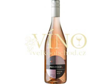 Nové Vinařství - Rosecco - Svatovavřinecké