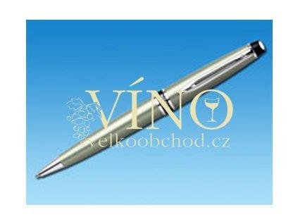 EXPERT kuličkové pero Waterman, stříbrná