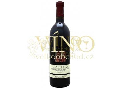 Víno - Luis Augustin Cetto Cabernet Sauvignon Valle de Guadalupe