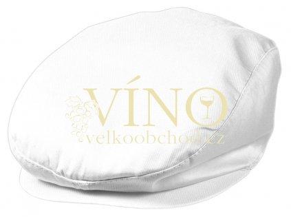 CABRIO CAP MB007 baret, bílá