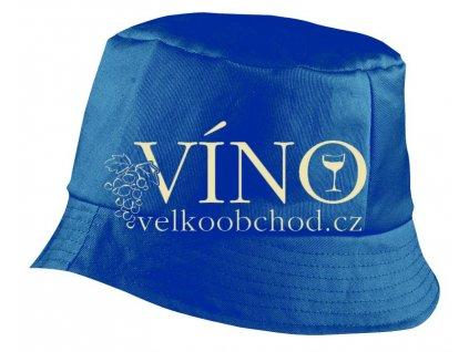 BOB HAT MB006 klobouk, námořní modrá