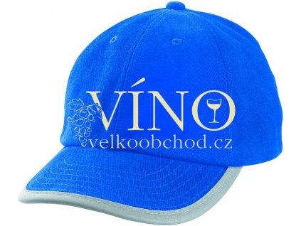 SECURITY CAP FOR KIDS MB6193 dětská kšiltovka, královská modrá