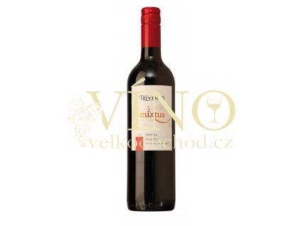 Trivento Mixtus Shiraz / Malbec Tinto 0.75 l suché červené argentinské víno