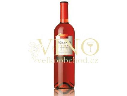 Trivento Tribu Malbec Rosé 0,75 L suché růžové argentinské víno