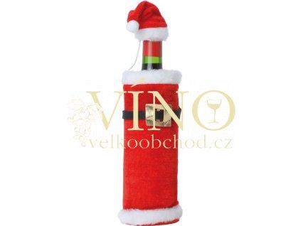 BOTTLE XMAS DRESSCODE MB9528, vánoční obal na láhev