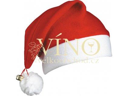 SANTA CAP SHORT MB9501, vánoční čepička krátká