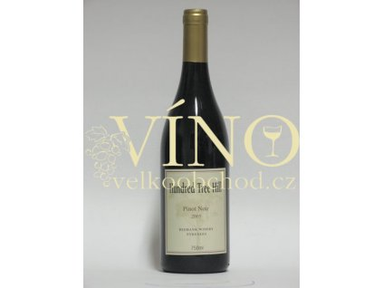 Redbank Winery Hundred Tree Hill Pinot Noir 0,75 l suché australské červené víno z Pyrenees