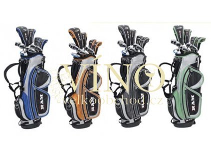 RAM CONCEPT 3G STEEL golfový set