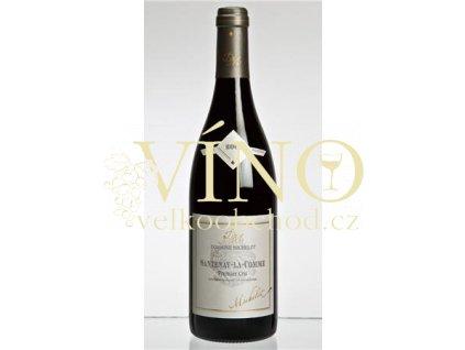 Víno Santenay 1er Cru La Comme 2009 0.75 L červené Michelot Bourgogne Francie