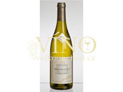 Víno Meursault Grands Charrons 2007 0.75 L bílé Michelot Bourgogne Francie