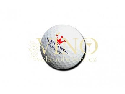 KINGBO BALL golfový míč (min.odběr 12 ks)
