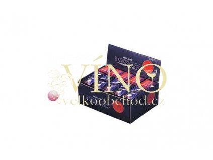 LIGHTENING GOLF BALL 1 pcs in color box, blikající golfový míček 1 ks - vhodný na noční turnaje