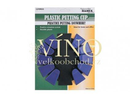 PLASTIC PUTTING CUP puttovací plastová jamka