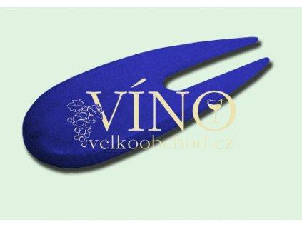DIVOT TOOL plastikové vypichovátko modré