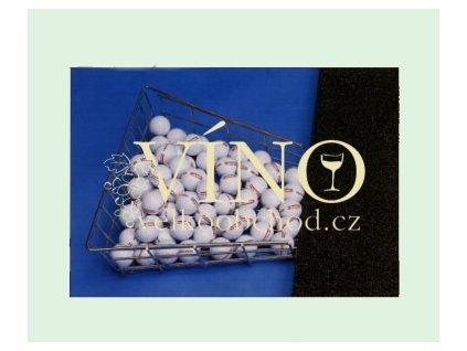 Zásobník na míče k odpalovací rohoži pro 100 míčů
