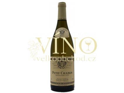 Louis Jadot Petit Chablis 0,75 l 2017 francouzské bílé víno z oblasti Chablis