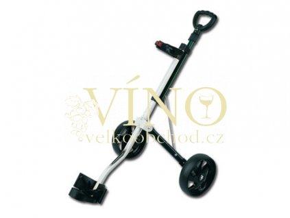 JUNIOR MAX golfový vozík, stříbrná