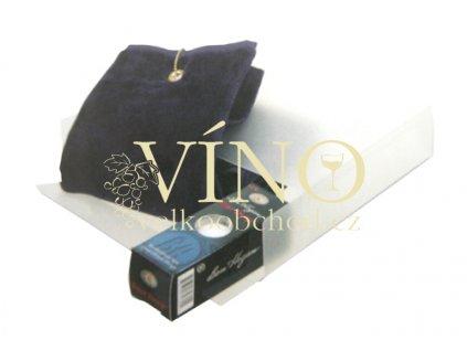 GB GOLF - krabička na golfový ručník a 3 ks míčků