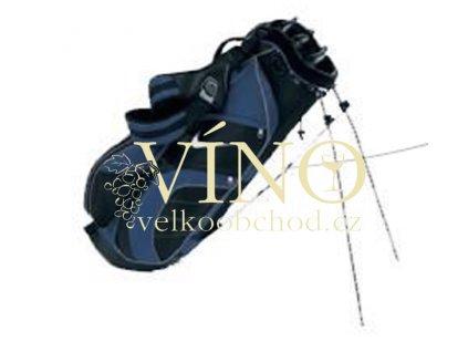 NIKE bag stand Super Series II černo/modrý