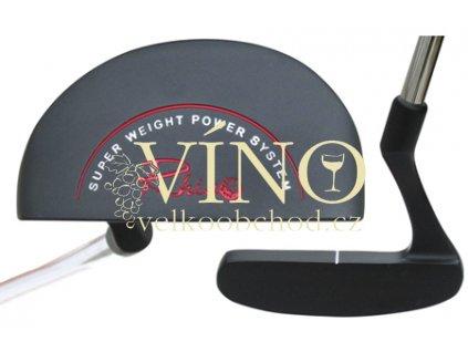 aGOLF putter RHINO Super weight power STANDARD - ZDARMA k objednávce nad 10.000 Kč