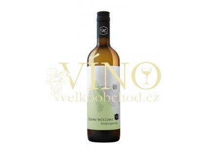 Weingut Holzer Gruner Veltliner Altweingarten 0,75 l suché rakouské bílé víno z Wagram