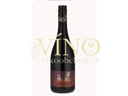 Weingut Prechtl Blaufrankisch 0,75 L suché rakouské červené víno z Weinviertel