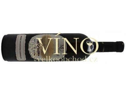 Akce ihned Vinselekt Michlovský BIO Hibernal 2015 pozdní sběr 0,75 l suché moravské bílé víno