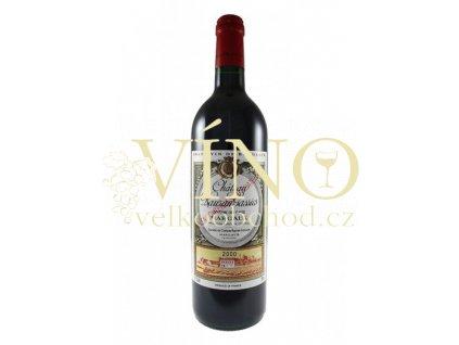 Chateau Rauzan Gassies Grand Cru 0,75 L suché francouzské červené víno z Bordeaux Margaux