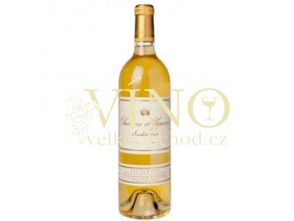 Chateau dYquem 1er Cru Superiore Classé AOC 0,75 L francouzské bílé víno z Bordeaux Sauternes
