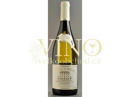 Jean Durup Chateau Maligny Chablis 1er Cru Fourchaume 0,75 l suché francouzské bílé víno z Bourgogne Chablis