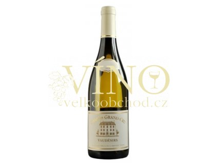 Jean Durup Chateau Maligny Chablis GC Grand cru Vaudesir 0,75 L suché francouzské bílé víno z Bourgogne Chablis