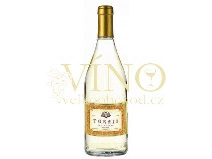 Tokaji Dereszla Furmint Semi Sweet 0,75 l polosladké maďarské bílé víno z oblasti Tokaj
