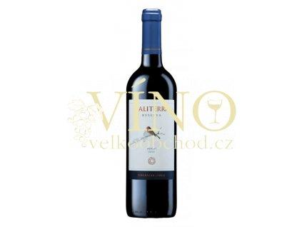Caliterra Reserva Merlot chilské červené víno z oblasti Colchagua Valley