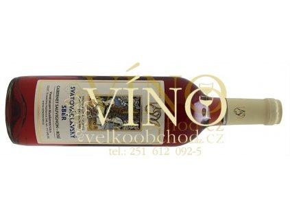 Akce ihned Vinné sklepy Maršovice Cabernet Sauvignon Rosé 2015 zemské 0,75 l sladké růžové víno