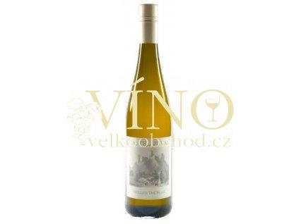 Vino Castel Juval Weingut Unterortl Muller Thurgau DOC 2018 0,75 l italské bílé víno z oblasti Alto Adige
