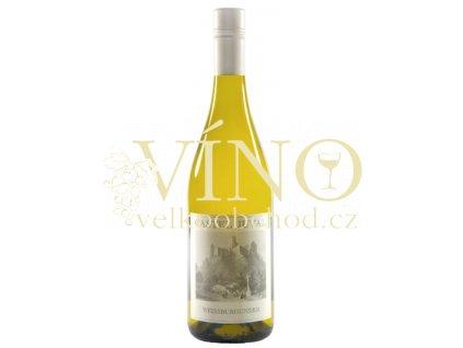 Vino Castel Juval Weingut Unterortl Weissburgunder Pinot Bianco DOC 2018 0,75 l italské bílé víno z oblasti Alto Adige
