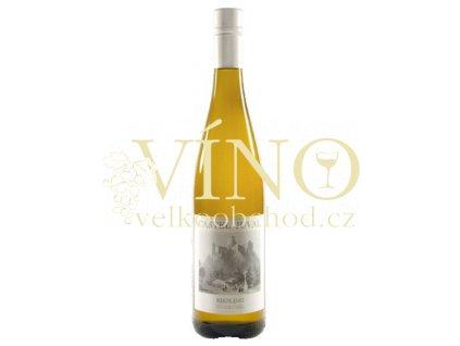 Vino Castel Juval Weingut Unterortl Riesling Gletscherschliff DOC 2018 0,75 l italské bílé víno z oblasti Alto Adige Valle Venosta