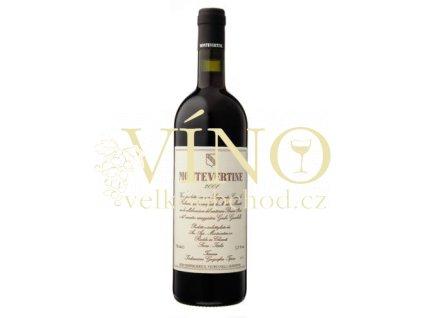 Montevertine IGT 2014 0,75 l italské červené víno z oblasti Toscana