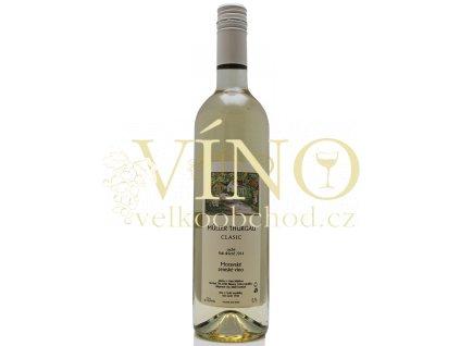 Mádl František Clasic Müller Thurgau zemské 0,75 l suché bílé víno