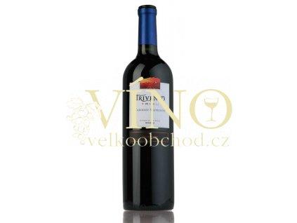 Trivento Tribu Cabernet Sauvignon Tinto 0,75 L suché červené argentinské víno