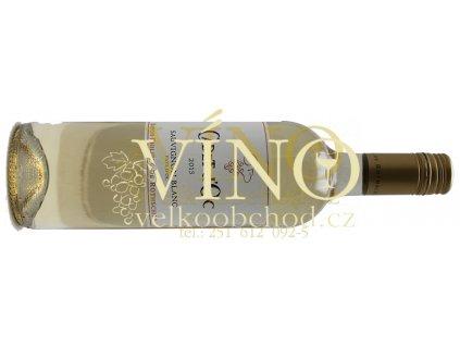 Akce ihned Baron Philippe de Rothschild Cadet d´OC Sauvignon Blanc BPHR 2015 0,75 l francouzské bílé víno z oblasti Languedoc-Roussillion