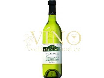 Ackerman Chardonnay de Neuville 0,75 L suché francouzské bílé víno