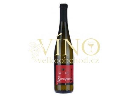 LAHOFER Sauvignon 2014 odrůdové 0,75 L Francie (56/14) suché francouzské bílé víno