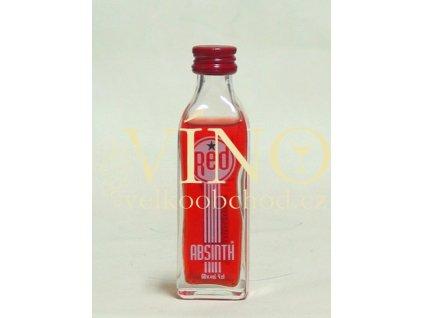 Staroplzenecký Absinth red 0,04 L 60%