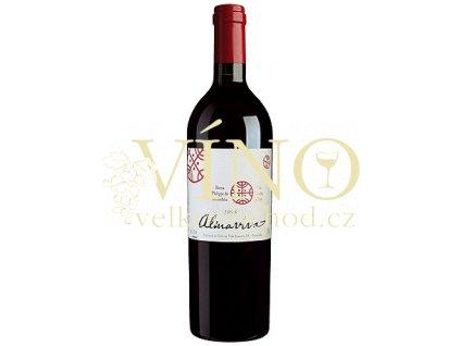 Philippe de Rothschild & Concha y Toro Almaviva 2013 chilské červené víno z oblasti Maipo Valley