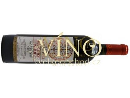 Akce ihned Vinné sklepy Maršovice Rulandské modré 2013 pozdní sběr 0,75 l suché moravské červené víno