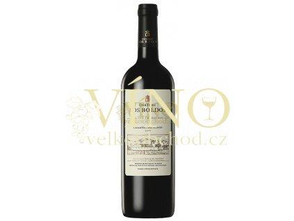 Santa Amalia Chateau Los Boldos Cabernet Sauvignon chilské červené víno z oblasti Rapel Valley